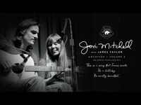 Thumbnail for the James Taylor - Joni Mitchell - You Can Close Your Eyes (Live at Paris Theatre) link, provided by host site