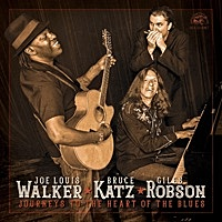 Thumbnail for the Joe Louis Walker - Journeys To the Heart of the Blues link, provided by host site