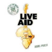 Thumbnail for the Judas Priest - Judas Priest at Live Aid (Live at John F. Kennedy Stadium, 13th July 1985) link, provided by host site