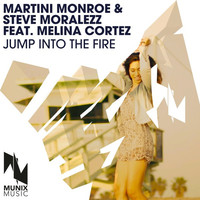 Thumbnail for the Martini Monroe - Jump into the Fire link, provided by host site