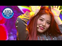 Thumbnail for the BVNDIT - (밴디트) - JUNGLE [Music Bank /] link, provided by host site