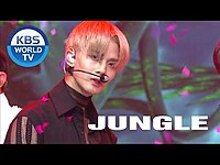 Thumbnail for the CIX - Jungle(정글) [Music Bank /] link, provided by host site