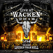 Thumbnail for the Sepultura - Kairos ((Live At Wacken, 2018)) link, provided by host site