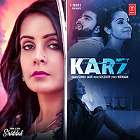 """Thumbnail for the Simar Kaur - Karz (From """"Shiddat"""") link, provided by host site"""