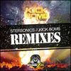 Thumbnail for the Stepsonics - Kick Bomb! Remixes link, provided by host site
