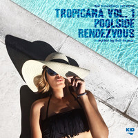 Thumbnail for the Rob Salmon - Kid Recordings Presents Tropicana, Vol. 1: Poolside Rendezvous link, provided by host site