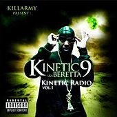 Thumbnail for the Kinetic 9 - Kinetic Radio Volume 1 link, provided by host site
