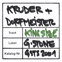 Image of Kruder & Dorfmeister linking to their artist page due to link from them being at the top of the main table on this page
