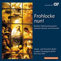 Thumbnail for the Carl Heinrich Graun - Kommt Christen, feyert dieses Fest: Aria: Ich steh an Deiner Krippen (Alto) link, provided by host site