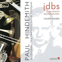 Thumbnail for the Paul Hindemith - Konzertmusik, Op. 49: II. Lebhaft link, provided by host site