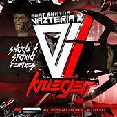 Thumbnail for the Vazteria X - Krueger (Remixes) link, provided by host site