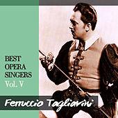 Thumbnail for the Ferruccio Tagliavini - L'Elisir d'Amore, Act II: Una furtiva lagrima link, provided by host site