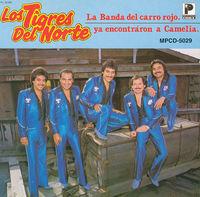 Thumbnail for the Los Tigres Del Norte - La Banda Del Carro Rojo link, provided by host site
