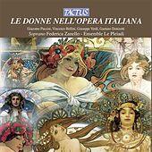 Thumbnail for the Federica Zanello - La boheme, Act II: Quando men' vo (arr. for soprano and chamber ensemble) link, provided by host site