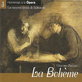 """Thumbnail for the Luciano Pavarotti - La Bohème, Act III: """"Donde lieta uscí al tuo grido"""" link, provided by host site"""