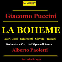 Thumbnail for the Giacomo Lauri-Volpi - La Bohème: Atto I link, provided by host site