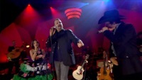 Thumbnail for the Pepe Aguilar - La Chancla, el Chivo, Puño de Tierra [MTV Unplugged] link, provided by host site