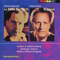 Thumbnail for the Arthur Honegger - La danse des morts, H. 131: I. Introduction - Dialogue link, provided by host site