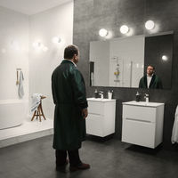 Thumbnail for the Paul Potts - La donna è mobile (Bathroom Edition) link, provided by host site