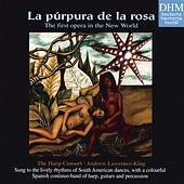 Thumbnail for the The Harp Consort - La Purpura Della Rosa link, provided by host site