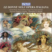 Thumbnail for the Anonymous - La traviata, Act I: E' strano … Ah! fors'e lui … Sempre libera (arr. for soprano and chamber ensemble) link, provided by host site