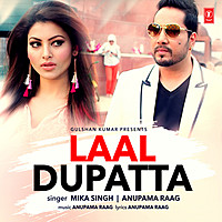 Thumbnail for the Mika Singh - Laal Dupatta link, provided by host site