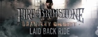 Thumbnail for the Brantley Gilbert - Laid Back Ride (Lyric Video) link, provided by host site