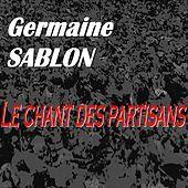 Thumbnail for the Germaine Sablon - Le chant des partisans link, provided by host site