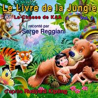 Thumbnail for the Serge Reggiani - Le livre de la jungle, Vol. 2 link, provided by host site