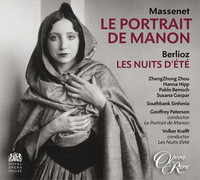Thumbnail for the Jules Massenet - Le portrait de Manon: A l'heure ou la rosee s'eveille (Des Grieux, Jean) link, provided by host site