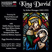 Thumbnail for the Todd E. Ranney - Le roi David, H 37 (Sung in English), Pt. 1: Pt. 1: O! Had I Wings Like a Dove link, provided by host site