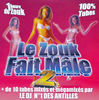 Thumbnail for the Dj Djeff - Le zouk fait mâle, Vol. 2 link, provided by host site