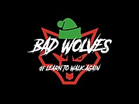 Thumbnail for the Bad Wolves - Learn To Walk Again link, provided by host site
