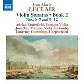 Thumbnail for the Adrian Butterfield - Leclair: Violin Sonatas, Op. 2, Nos. 6, 7 & 9-12 link, provided by host site