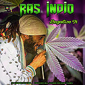 Image of Ras Indio linking to their artist page due to link from them being at the top of the main table on this page