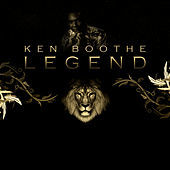 Thumbnail for the Ken Boothe - Legend Platinum Edition link, provided by host site