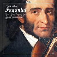 Thumbnail for the Franz Lehár - Lehár: Paganini link, provided by host site