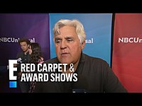 Thumbnail for the Will Jay - Leno Watch David Letterman's Netflix Show? | E! Red Carpet & Award Shows link, provided by host site