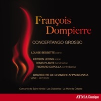Thumbnail for the Kerson Leong - Les diableries (Version for Violin, Piano & Chamber Orchestra): II. Le diable amoureux link, provided by host site