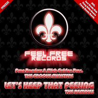 Thumbnail for the Mich Golden - Let's Keep That Feeling (The Remixes) link, provided by host site