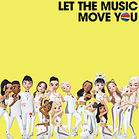 Thumbnail for the Now United - Let The Music Move You link, provided by host site