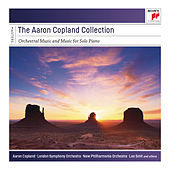 Thumbnail for the Aaron Copland - Letter From Home link, provided by host site