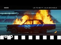Thumbnail for the 5 Seconds of Summer - Lie To Me link, provided by host site