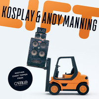 Thumbnail for the Kosplay - Lift - Radio Mix link, provided by host site
