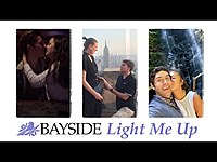 Thumbnail for the Bayside - Light Me Up link, provided by host site