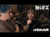 Thumbnail for the NOFX - Linewleum link, provided by host site