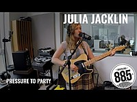 """Thumbnail for the Julia Jacklin - Live @ 885FM 