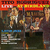 Thumbnail for the Tito Rodríguez - Live At Birdland link, provided by host site