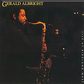 Thumbnail for the Gerald Albright - Live At Birdland West link, provided by host site