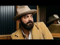 Thumbnail for the Drew Holcomb - Live at Paste Studio on the Road: Moon River Music Festival link, provided by host site